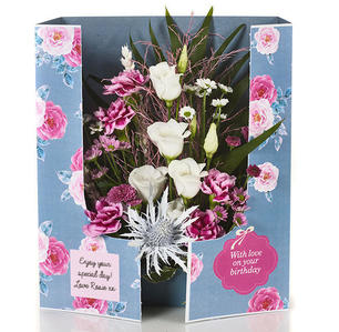 Flower Cards by Post