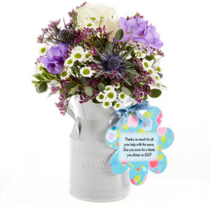 Asda Flowers Alternative - Beautiful Flower Churns