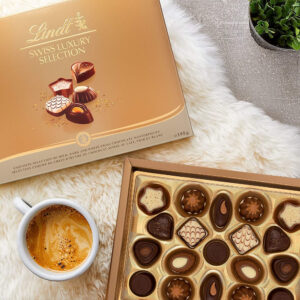 Lindt Swiss Luxury Selection Chocolates with Free Delivery